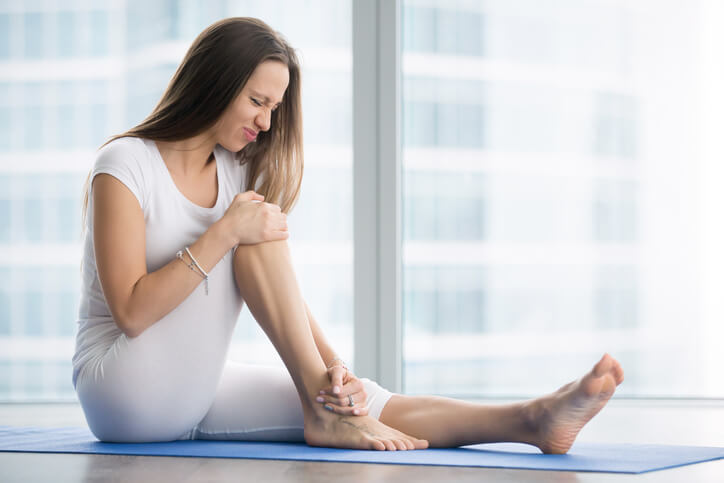 3 Reasons Being An Injured Yogi Is A Good Thing